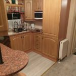 new static caravan kitchen